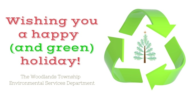 Wishing you a happy(and green)holiday season!
