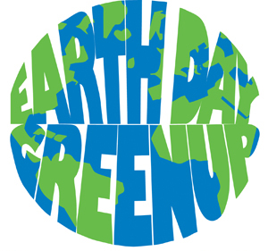 earthdaygreenupearth only