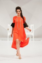 orange runway