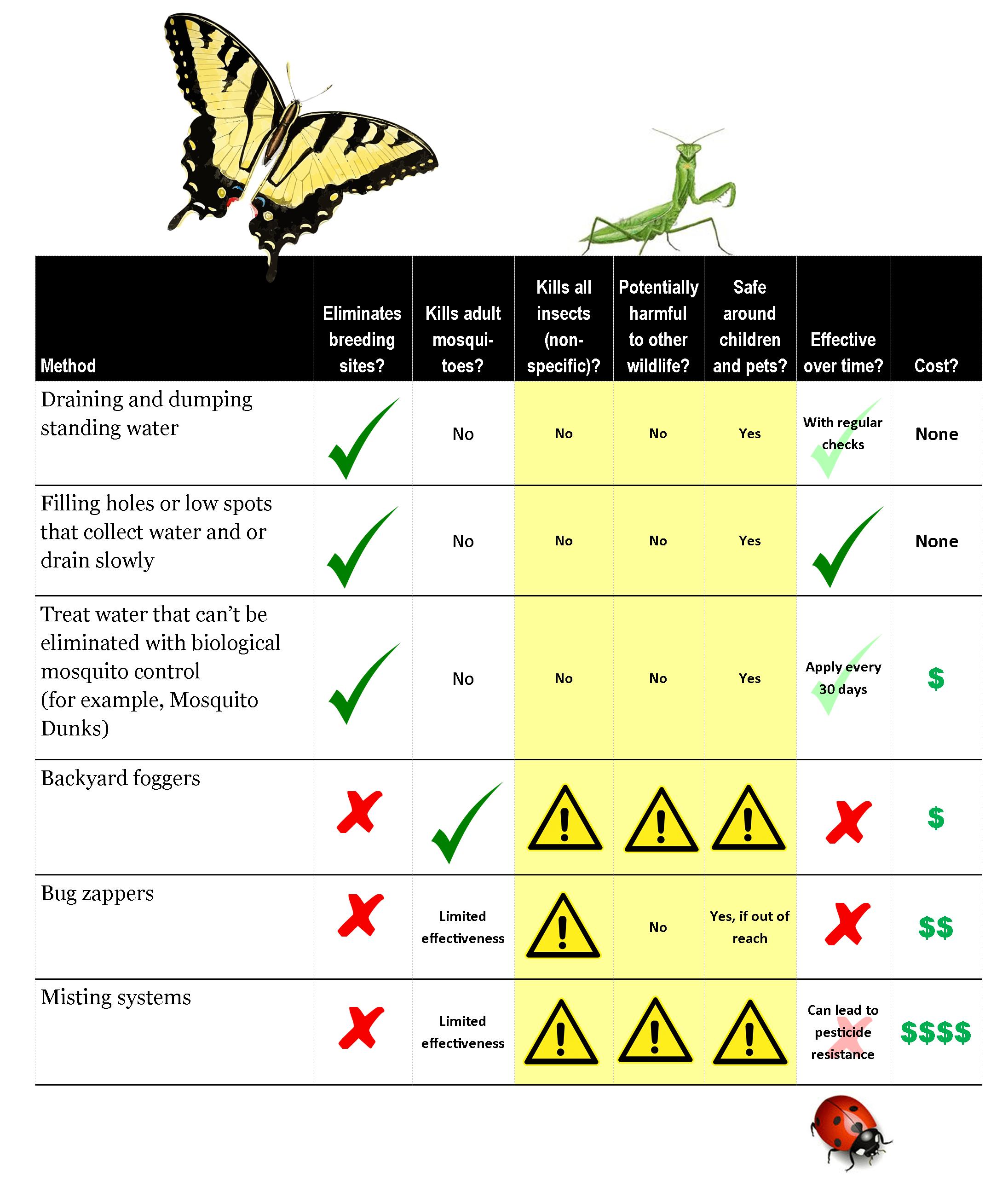 Mosquito graphic B