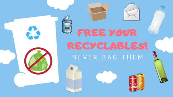 Free your recyclables blog post